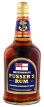 Pussers British Navy Rum Blue Label 0,7L 40%