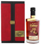 Malteco Seleccion 1987 0,7L 40% Wooden Box