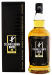 Campbeltown Loch 21YO Blended whisky 0,7L 46%