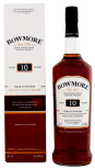 Bowmore 10YO Dark & Intense Malt Whisky 1L 40%