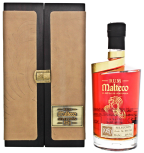 Malteco Seleccion 1980 0,7L 40% Wooden Box