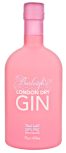 Burleighs London Dry Gin Pink Edition 0,7L 40%