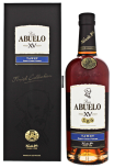 Abuelo 15YO Tawny Port Cask Finish 0,7L 40%