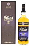 BenRiach 22YO Dunder Peated Dark Rum Finish 0,7L