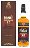 BenRiach 22YO Albariza Peated PX Sherry Finish 0,7L