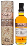 Ballantines 15YO Miltonduff Single Malt Whisky 0,7L
