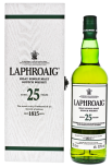 Laphroaig 25 years old Cask Strength 0,7L 52%