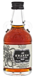 The Kraken Black Spiced Miniatuur 0,05L 40%