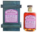 Ballechin 11YO Straight Cask Bordeaux 53,4%