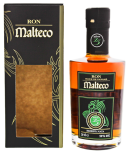 Malteco 15 years old rum 0,2L 40%