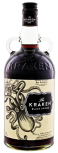 The Kraken Black Spiced Rum sea creatures 1L 40%