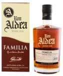 Ron Aldea Familia 2001 2016 Limited Edition Rum 0,7