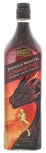 Johnnie Walker Game of Thrones A Song of Fire 1L