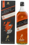 Johnnie Walker Black Label 12YO Highlands Origin Limited Ed. Blended Malt Scotch Whisky 1L 42%