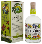 Cape Fynbos Gin Citrus Edition 0,5L 43%