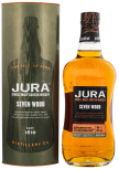 Isle of Jura Seven Wood Single Malt Whisky 0,7L