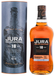 Isle of Jura 18YO Single Malt Scotch Whisky 0,7L 44%