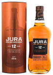 Isle of Jura 12YO Single Malt Scotch Whisky 0,7L 40%