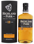 Highland Park 12 YO single malt whisky 0,7L 40%