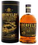 Aberfeldy 12YO Single Malt Scotch Whisky 1L 40%