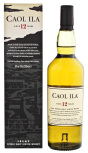 Caol Ila 12 YO Islay single malt whisky 0,2L 43%