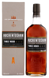 Auchentoshan Three Wood single Malt 0,7L 43%
