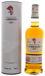 Greign 20YO Single Grain Whisky 0,7L 40%