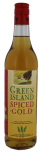 Green Island Spiced Gold rum 0,7L 37,5%