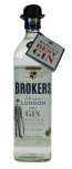 Brokers Premium London Dry Gin 0,7L 47%