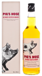 Pigs Nose blended Scotch whisky 0,7L 40%