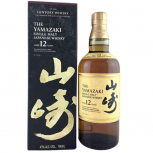 Yamazaki 12 YO single Malt Whisky Black box 0,7L