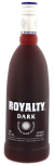Royalty Dark vodka wodka 1L 20%
