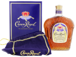 Crown Royal Blended Canadian Whisky 1L 40%