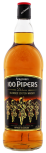 Seagrams 100 Pipers Scotch Whisky 1L 40%