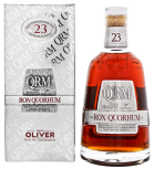 Quorhum 23 Years old vintage rum 0,7L 40%