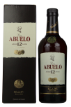 Ron Abuelo 12 years old anejo rum 0,7L 40%