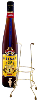 Metaxa 5 stars brandy 3L 38%