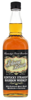 Johnny Drum Black Label whiskey 0,75L 43%