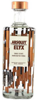 Absolut Vodka Elyx wodka single estate 1L 42,3%