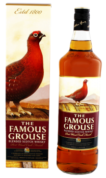Famous Grouse Port Wood Cask Finish whiksy