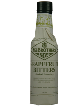 Fee Brothers Grapefruit cocktail Bitters
