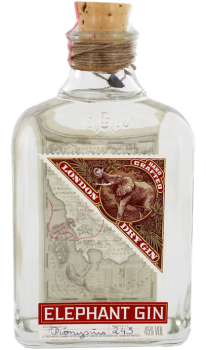Elephant London Dry Gin 0,5L 45%