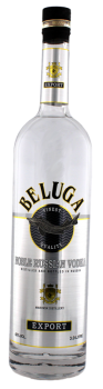 Beluga Noble Russian finest quality Vodka 3L 40%