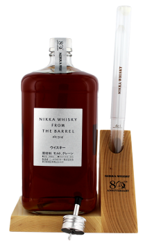 Nikka whisky From The Barrel 3L 51,4%