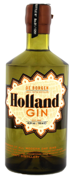 De Borgen Holland small batch Gin 0,7L 40,8%