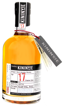 Kininvie 17YO Single Malt Whisky 0,35L 42,6%