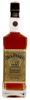 Jack Daniels No. 27 Gold Double barreled 0,7L 40%