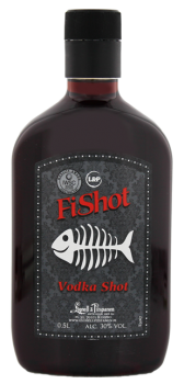 FiShot Shot Vodka wodka 0,5L 30%