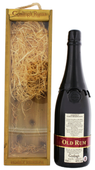 Gosling Family Reserve old Rum 0,7L 40%