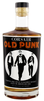 Corsair Old Punk Pumpkin and Spice Whiskey 0,75L